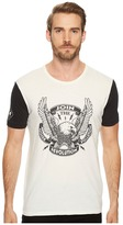Lucky Brand Noise Pollution Graphic Tee Men's T Shirt