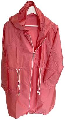 Mira Mikati Pink Coat for Women