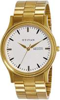Titan Men's Dial Analog Watch