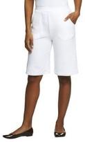 Denim & Co. Stretch French Terry Shorts