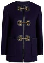 Gucci Short Wool Duffle Coat