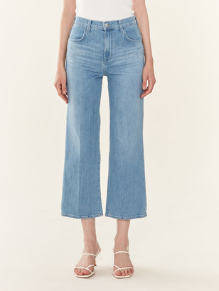 J Brand Joan High Rise Crop