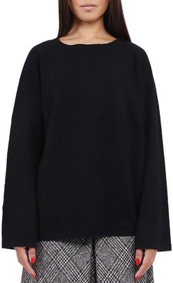 Massimo Alba Black Aliki Sweater