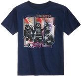 Lego Star Wars Darth Vader Cotton T-Shirt, Little Boys (4-7)