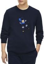 Lacoste Spaceman Crewneck Sweater