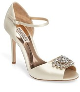 Badgley Mischka Women's Ankle Strap Pump