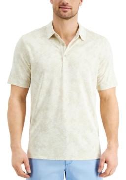 Tommy Bahama Men's Palmetto Palms Classic-Fit Tropical Print Pique Polo Shirt