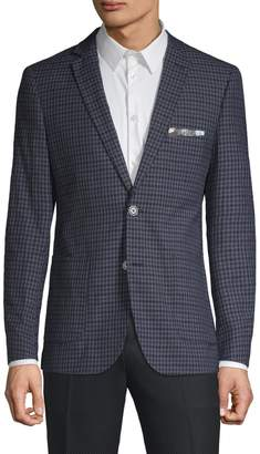 Paisley & Gray Mini Gingham Sport Jacket