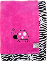 Trend Lab TREND LAB, LLC Zahara Zebra Receiving Blanket
