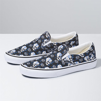 Vans Flash Skulls Classic Slip-On