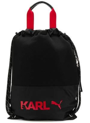 Karl Lagerfeld Paris x Puma backpack