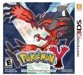 Nintendo Pokemon Y 3DS - Email Delivery