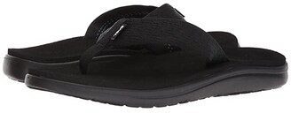 Teva Voya Flip (Brick Black) Men's Sandals