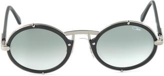 Cazal Round Frame Sunglasses
