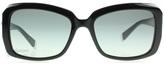 DKNY 4073 Sunglasses Black 300111