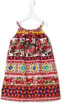 Dolce & Gabbana Mambo print sundress
