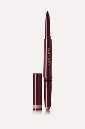 Fly London Wander Beauty - Eyes On The Dual Cream Shadow And Eyeliner - Gilded/ Black Jet