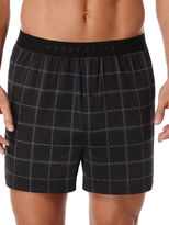 Perry Ellis Dotted Square Luxe Boxer Short