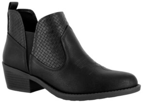 Easy Street Shoes Legend Booties Women's Shoes