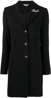 Liu Jo Single-Breasted Coat