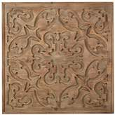 Graham & Brown Bazaar Dark Wood Panel