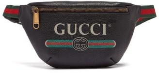 Gucci Vintage Logo Cross-body Bag - Black