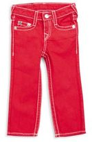 True Religion Little Girl's Straight-Fit Jeans