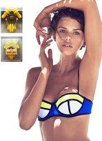 Running Wish Women's Bikini Sexy 2 Pieces Swimsuit Triangl Swimwear Neoprene Set