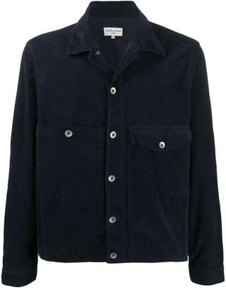 YMC corduroy shirt jacket