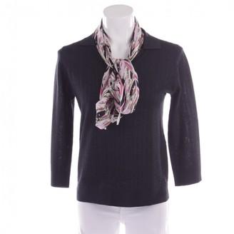 Louis Vuitton Blue Silk Knitwear for Women
