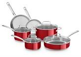 KitchenAid 10 Piece Stainless Steel Cookware Set KC2SS10