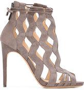 Alexandre Birman Loretta sandals - women - Leather - 36