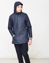 Rains Delta Thermal Jacket Blue