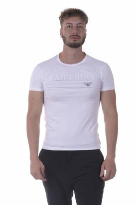 Emporio Armani Men's 111035cc716 Pyjama Top