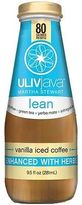 Martha Stewart Ulivjava Vanilla Iced Coffee 9.5 Oz Glass Bottle - Pack Of 12
