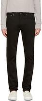 Acne Studios Black Ace Jeans