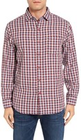 Tommy Bahama Men's Big & Tall Copatana Plaid Sport Shirt