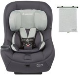 Maxi-Cosi 2015 Pria 70 Convertible Car Seat, Mineral Grey with BONUS Retractable Window Sun Shade by