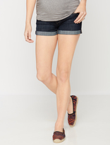 A Pea in the Pod Paige Secret Fit Belly 5 Pocket Maternity Shorts
