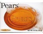 Pears Gentle Care Transparent Soap, 4.4 Ounce (Pack Of 3)