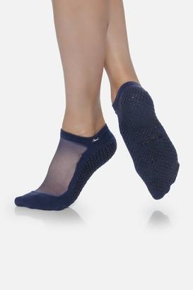Shashi Classic Mesh Regular Toe Socks Sockss