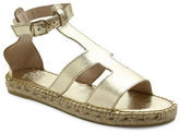 Andre Assous Carole Gladiator Espadrille Leather Sandals