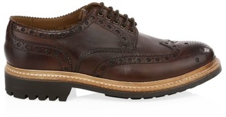 Grenson Archie Commando Leather Brogues