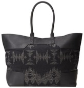 Pendleton The Portland Collection by Canyonville Tote (Black Sonora) - Bags and Luggage