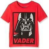 Star Wars Boy's Yoda Framed Closeup T-Shirt