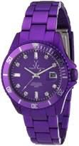 Toy Watch ToyWatch Women's Quartz Watch ME07VL with Plastic Strap