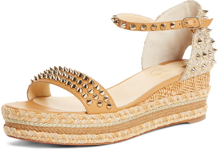 a1455068a20 Madmonica Spike Wedge Sandal