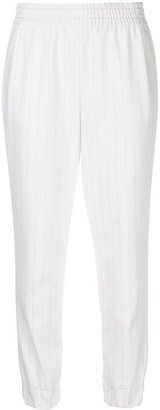 Alice + Olivia Pete tapered trousers