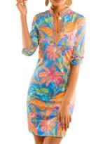 Gretchen Scott Jersey Mandarin Dress