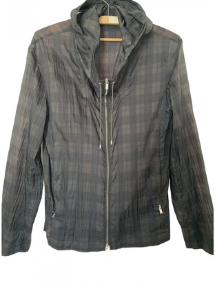 Hermes Brown Polyester Jackets